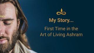 My Story: First Time in Bangalore Ashram - Shared by Swami Purnachaitanya