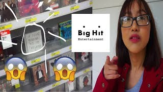 BTS ALBUMS ARE BEING SOLD AT TARGET? + MAKEUP SHOPPING + SAM SMITH DISSED KPOP-FIRST VLOG