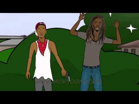 The MCK Animated Series Episode 3 STREET | HUSTLER [ Skit ]