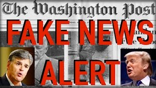 BREAKING: WASHINGTON POST JUST CAUGHT RED HANDED IN MASSIVE FAKE NEWS SCANDAL!