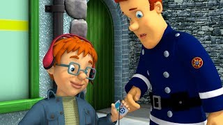 Fireman Sam New Episodes HD | Making a splash - DJ Fireman Sam | Best Saves  1 HOUR! 🔥🚒 Kids Movie