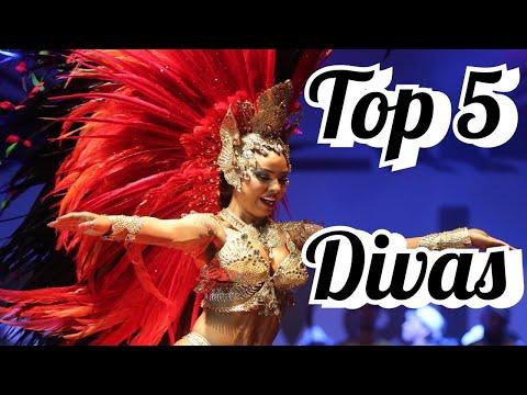 TOP 5 BRAZILIAN DANCE LIVE PRESENTATION 5 RIO DANCERS