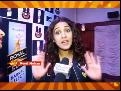 Neeti mohan interview about   Mtv unpluged