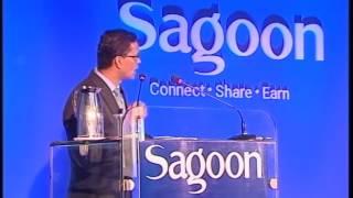 Founder and Architecture of Sagoon Inc Govinda Giri  on Sagoon V2.0 Launching Program #Sagoon