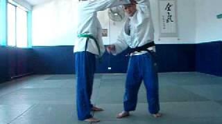Basic Judo - Morote seoi nage