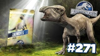 Top 1% Zalmoxes Tournament! || Jurassic World - The Game - Ep271 HD