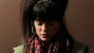 Interview With Lily Allen
