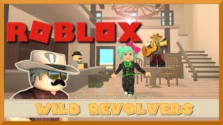 Free in-game Codes! Roblox Wild Revolvers, SallyGreenGamer Geegee92 Family Friendly