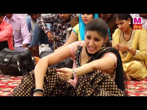 Haryanvi DJ Dance Song Latest Haryanvi Stage Dance Theke Aali Gali Sapna Dance