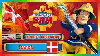 BRANDMAND SAM - DANSK - 2016 - Brand & Udrykning ( Feuerwehrmann Sam - Fireman Sam )