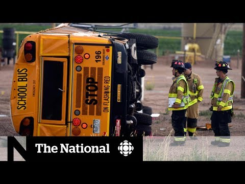 Xxx Mp4 Transport Canada Study Showed School Buses Failed Safety Tests 3gp Sex