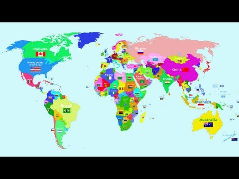 The Countries of the World Song