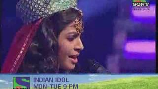 Tia sings.. Salaam-E-Ishq.. - Videos - Indian Idol 5#top.flv