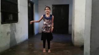 Jab Mehandi Lag Lag Jaave !! Bollywood Dance Little Girl !! Arjun Baghel  11124 !!