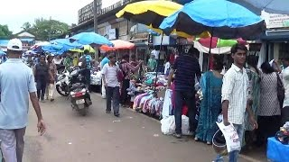 Mapusa Friday Market At Goa, India - Goa Tourism