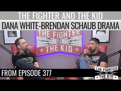 Xxx Mp4 Dana White Brendan Schaub Drama RECAP TFATK Highlight 3gp Sex