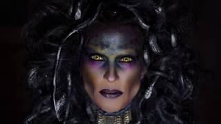 Medusa makeup tutorial| Martha Debayle
