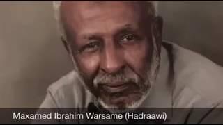 Hadraawi  Iyo jacburkii qosolka badnaa qiso ka dhacday filibiin