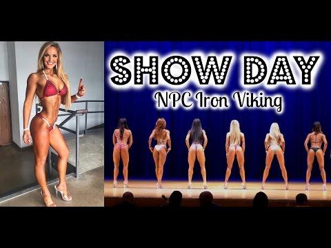 SHOW DAY VLOG   NPC Iron Viking