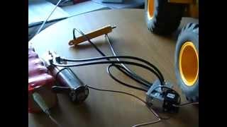 RC HYDRAULIC, SMALL HYDRAULIK, Minihydraulik der Firma  www. Leimbach-modellbau.de