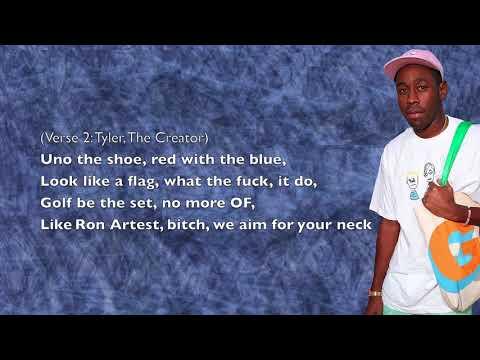 Tyler, the Creator - Okra - Lyrics