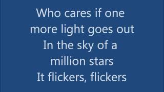 Linkin Park - One More Light LYRICS (HQ)