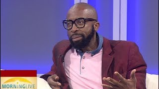 DJ Sbu on his new show The Future Leader