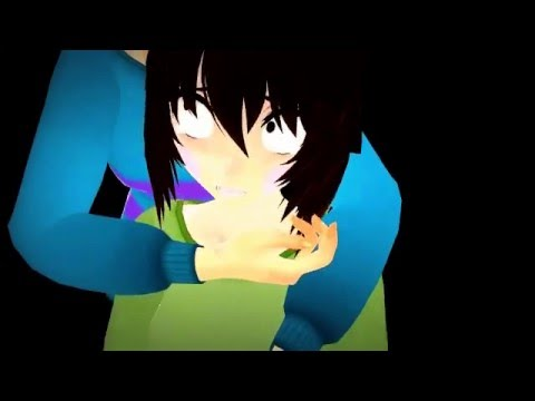 Xxx Mp4 MMD X Undertale Frisk And Chara TURN ON ANNOTATIONS 3gp Sex