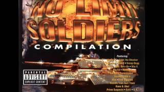 Master P ''No Limit Soldiers II'' Feat. C-Murder, Fiend, Magic, Mia X, Big Ed, Silkk & ...