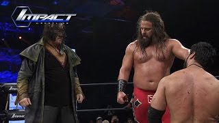 Mahabali Shera vs. James Storm (Sep. 30, 2015)
