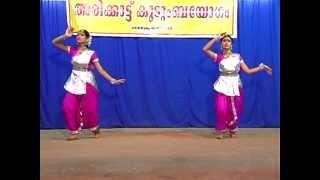kannodu kaanpathellam dance by sandra roy during aricatt trust aloor
