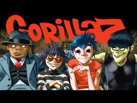 The GORILLAZ Animated Series Too MATURE For TV Are These HUMANZ Still RELEVANT
