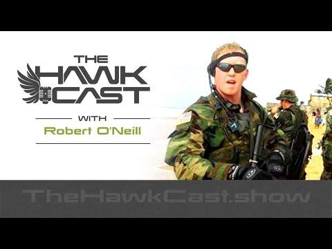 Robert O'Neill: The Operator - Navy SEAL who killed Osama bin Laden - The HawkCast
