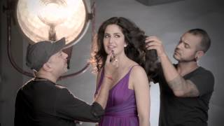 Lux - Perfume Portraits featuring Katrina Kaif. Discover the power of fragrances.