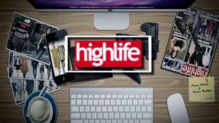 Highlife Magazin Dergisi Kasım Sayısı Reklam Filmi - Bayinizden isteyiniz...
