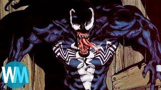 Supervillain Origins: Venom