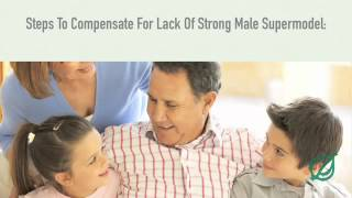 Study: Majority Of Children Lack Strong Male Supermodels