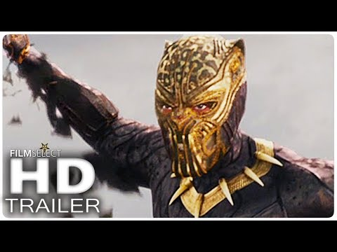 Xxx Mp4 BLACK PANTHER Trailer 2 Extended Marvel 2018 3gp Sex