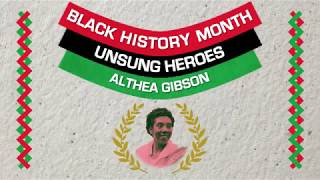 Althea Gibson Broke Barriers in Tennis and Golf   Black History Month   Sports Illustrated