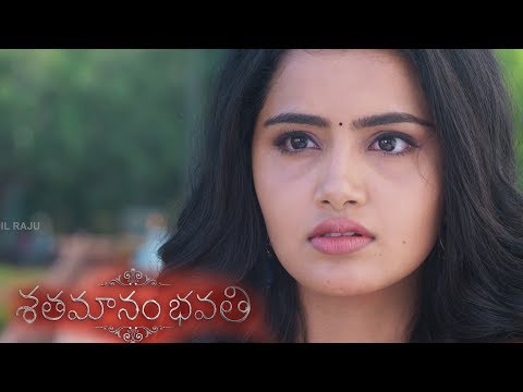 Sharwanand says he is not in love with Anupama - Shathamanam Bhavathi