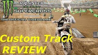 Monster Energy Supercross - Custom Tracks - Donut MX-Pound