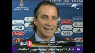 مع شوبير - لقاء خاص مع السيد تركي ال الشيخ رئيس الاتحاد العربي