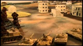 Flames of War - Fate of a Nation (Israeli War) [Command Combat Battle Report]