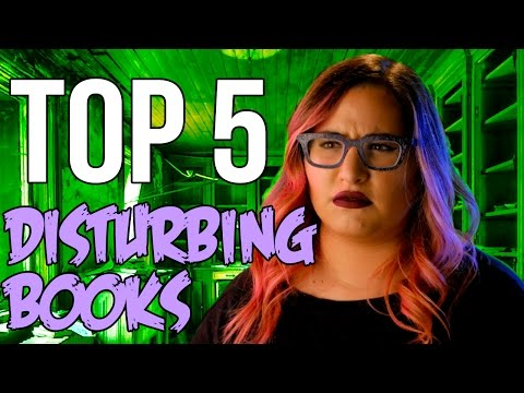 TOP 5 CRAZY BOOKS That Are Weird and Gruesome Dark 5 Snarled