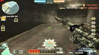 [ Bình Luận CF ] M4A1-S Digital Camo  -  Tiền Zombie v4