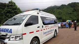 Unconfirmed reports suggest fifth boy rescued from Thai cave