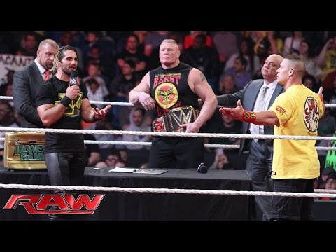 Xxx Mp4 Royal Rumble WWE World Heavyweight Championship Contract Signing Raw January 12 2015 3gp Sex