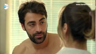 Küçük Ağa Sinem ve Ali romantik anlar.