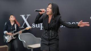 Nikki Palikat performs Superwoman Medley