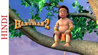 Popular Animated Comedy Scene - Bal Hanuman 2 - The Mischievous Bal Hanuman